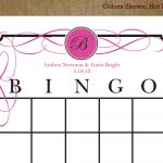 7 Best Images Of Bridal Shower Gift Bingo Printable   Free