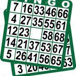 Bingo Game Cards Stock Vector Art & Illustration, Vector