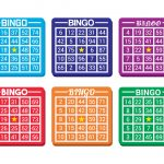 Bingo Kaart Vector   Download Free Vectors, Vector Bestanden