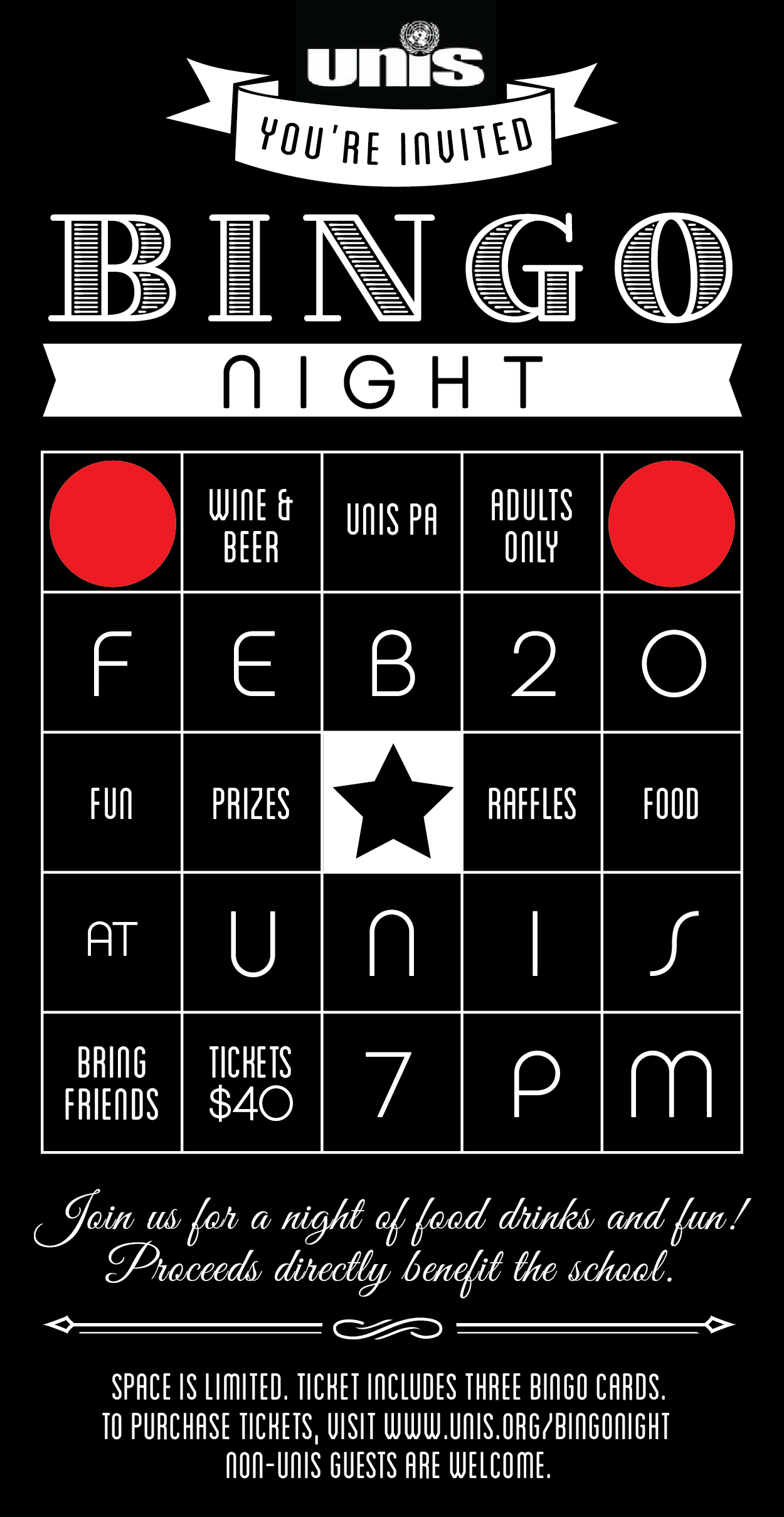 Bingo Night Invitation - Google Search | Bingo Night, Bingo