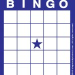 Bingo Sheets Blank 6 | Bingo Cards Printable, Bingo Card