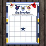 Bingo, Superhero Baby Shower Bingo, Instant Download At Purchase, Printable  File