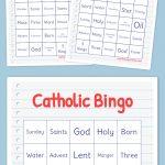 Catholic Bingo | Free Bingo Cards, Free Printable Bingo