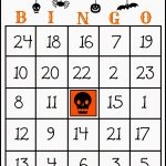 Crafty In Crosby: Free Printable Halloween Bingo Game