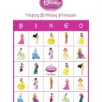 Details About Disney Princess Personalized Birthday Party