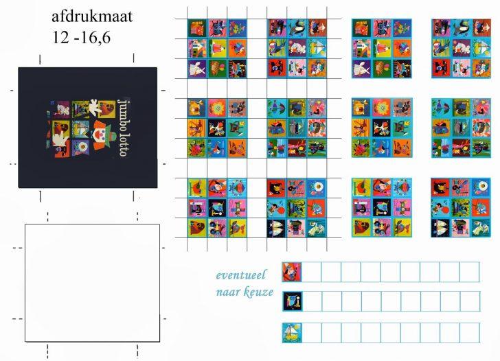 Jumbo Bingo Cards Printable