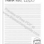 Dltk Printable Thank You Cards – Huangfei