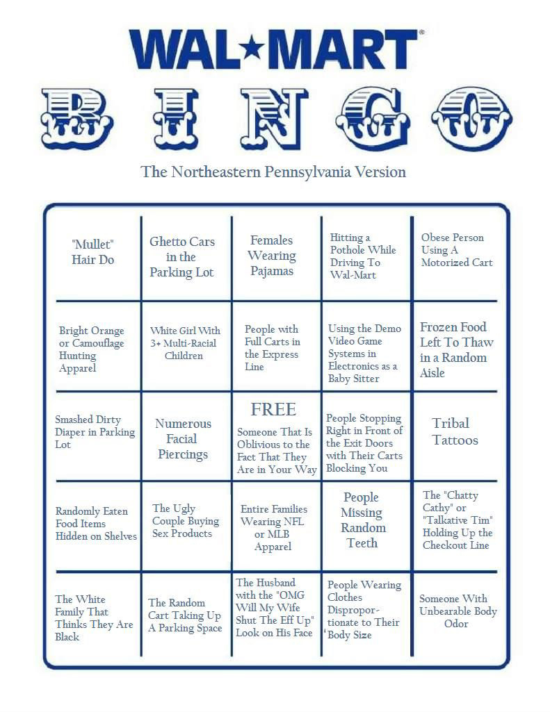 Easiest Game Of Bingo Ever