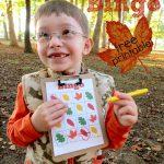 Fall Leaf Bingo: A Free Printable Family Game | Melissa