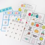 Free Bingo Games For Kids   Design Eat Repeat