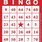 Free Printable Bingo Card Template   Bingocardprintout