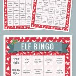 Free Printable Bingo Cards | Christmas Bingo, Free Printable