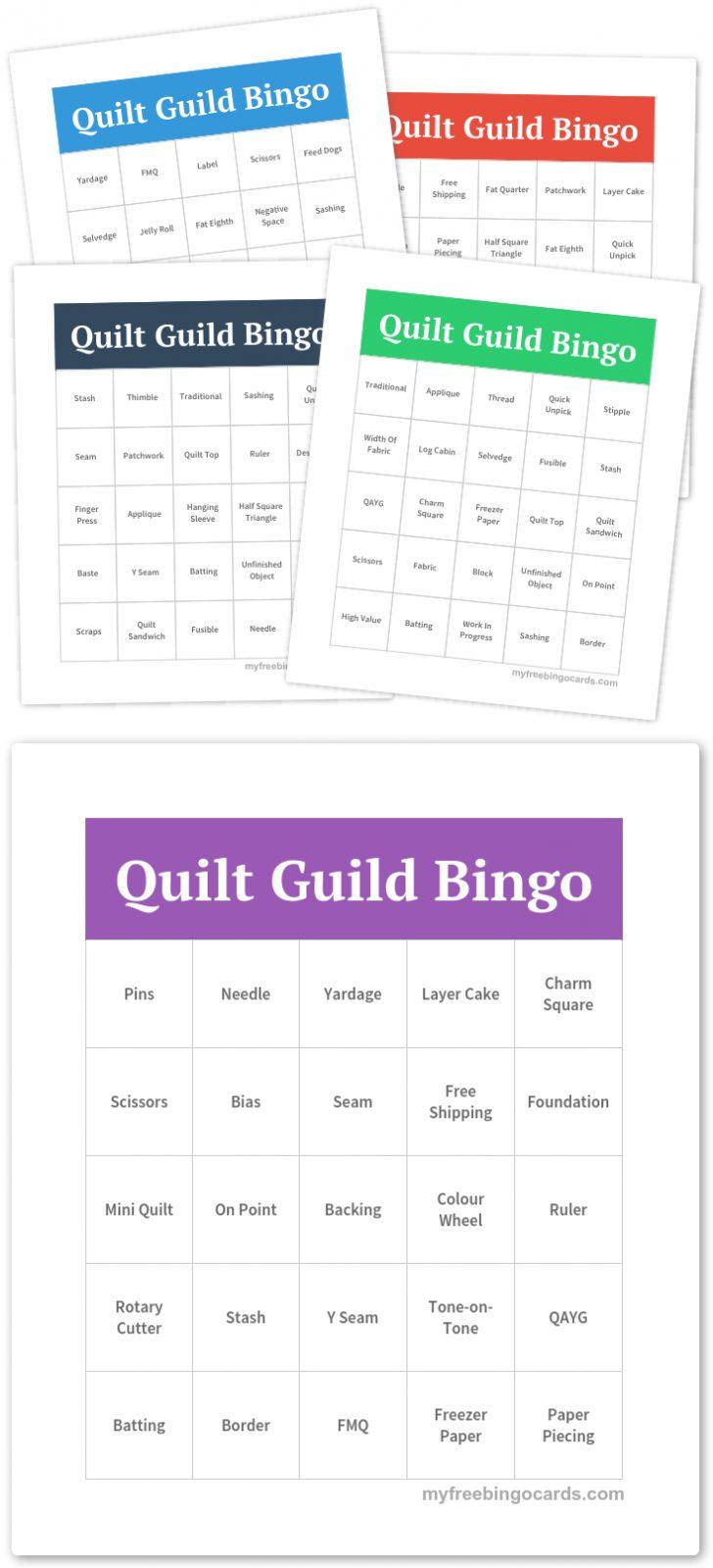Free Printable Career Bingo Cards