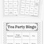 Free Printable Bingo Cards In 2020 | Free Printable Bingo