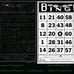 Free Printable Bingo Cards With Numbers | Love The Vintage