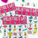 Free Printable Valentine Bingo Cards For All Ages   Play