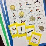Free Yoga Pose Bingo Cards   Go Go Yoga For Kids