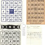 Freebies | Free Printable Bingo Cards, Printable Cards