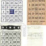 Freebies | Free Printable Bingo Cards, Printable Cards