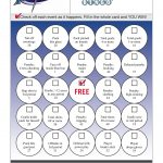 Hockey Bingo Game Cards Printable | Hockey Mom, Hockey