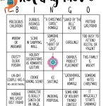 Holiday Tv Movie Bingo | Bingo Cards, Free Printable Bingo Cards