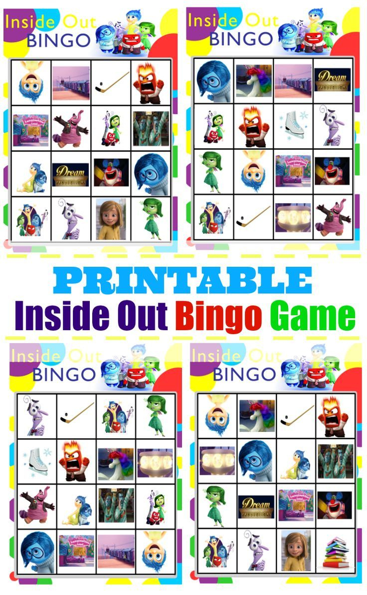 Inside Out Emotion Chart - Google Search | Inside Out Party