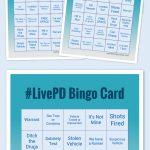 Livepd Bingo Card | Free Printable Bingo Cards, Bingo Cards
