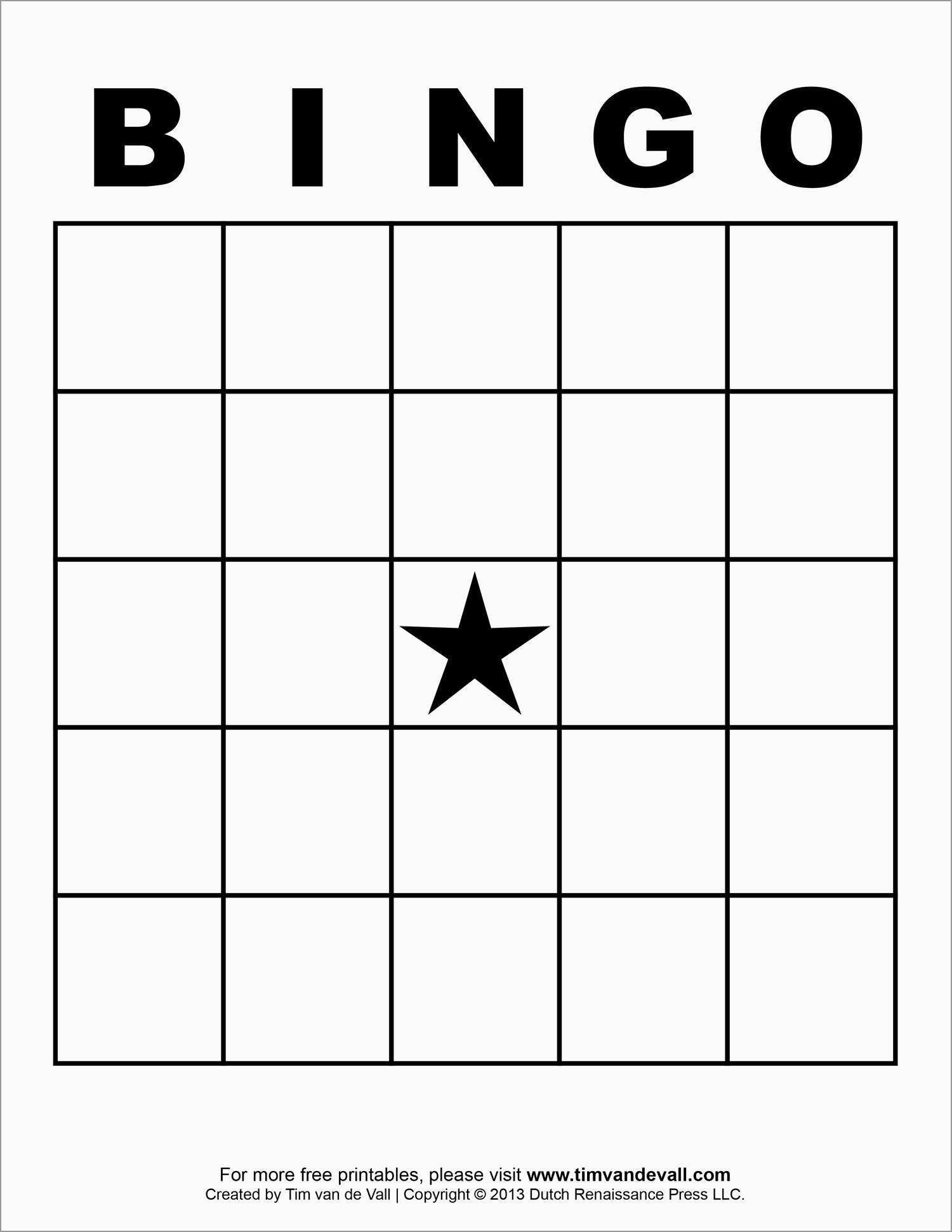 Luxury Bingo Card Template Free Best Of Template For Bingo