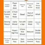 March Madness Party Games – Basketball Bingo | Sports Party