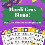 Mardi Gras Bingo Game   | Mardi Gras, Mardi Gras Activities