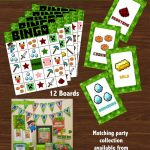 Minecraft Bingo Game. Minecraft Printable Bingo #minecraft