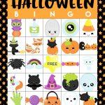 Ntable Halloween Bingo Cards   This Halloween Bingo Game Is