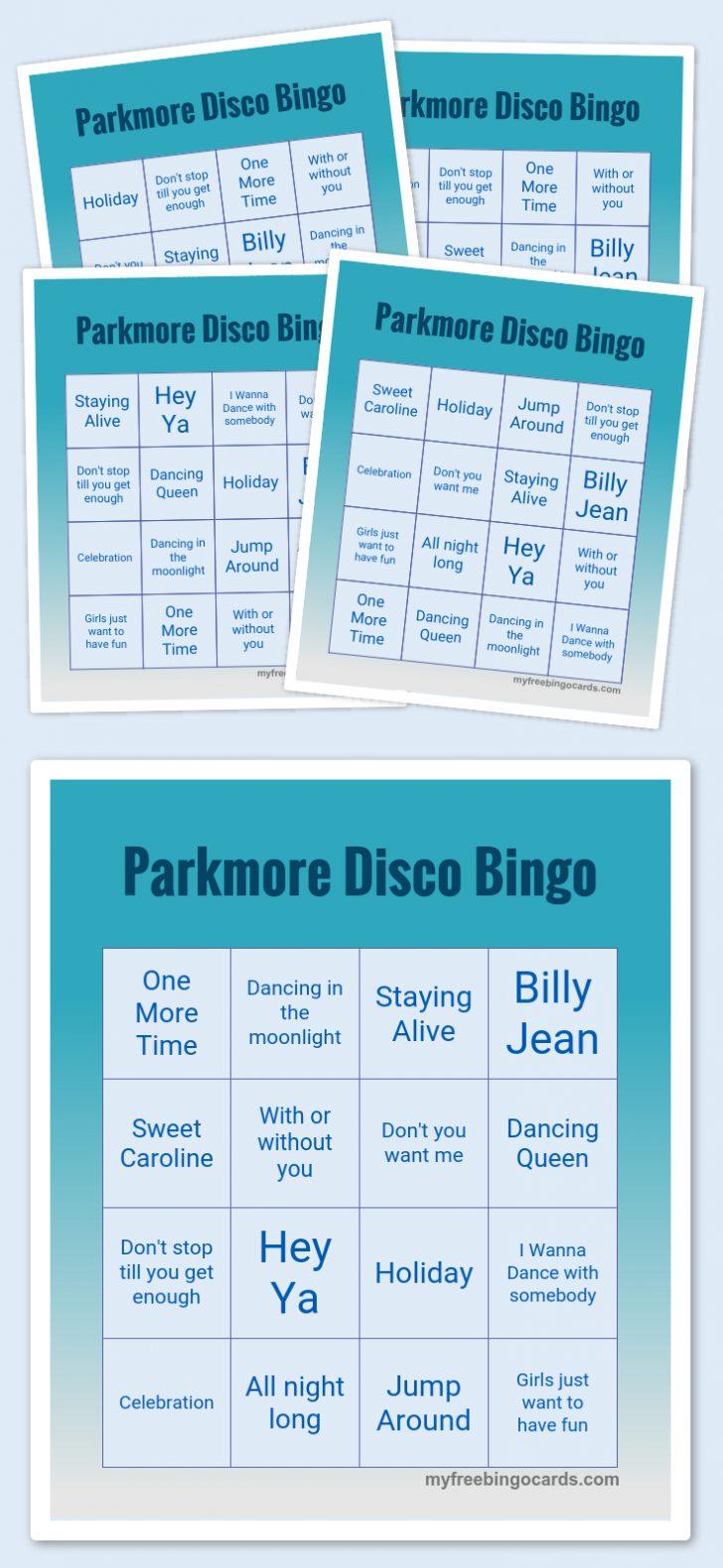 Conference Call Bingo Card Printable