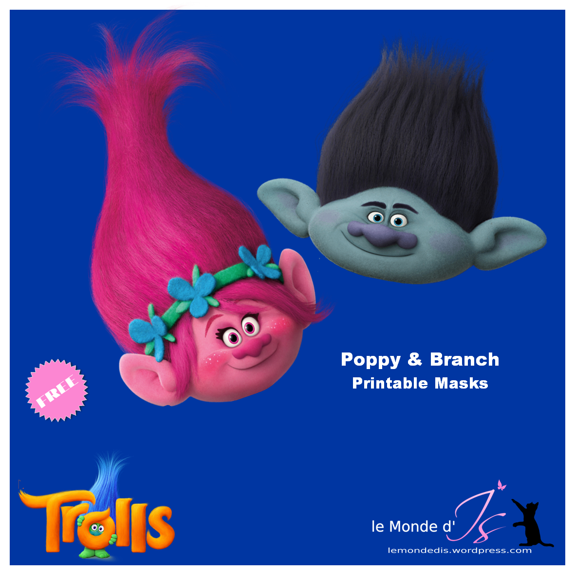 Pin On Trolls Party
