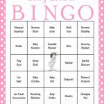 Princess Baby Bingo Cards   Printable Download   Prefilled