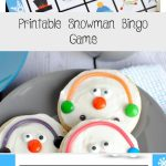Print This Free Snowman Bingo Game To Play In The Winter