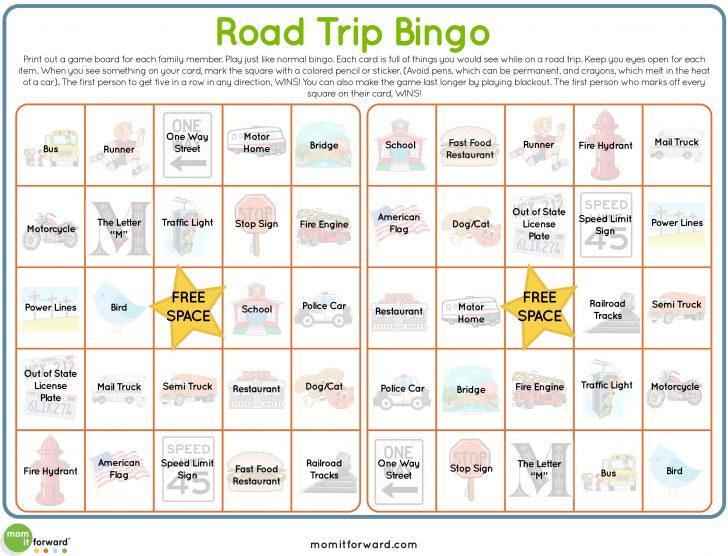 Printable Aloha Bingo Cards