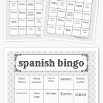 Spanish Bingo | Harry Potter Party, Free Printable Bingo
