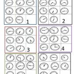Time Bingo   English Esl Worksheets For Distance Learning