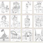 Veterans Day Printable Games | Patriotic Holidays