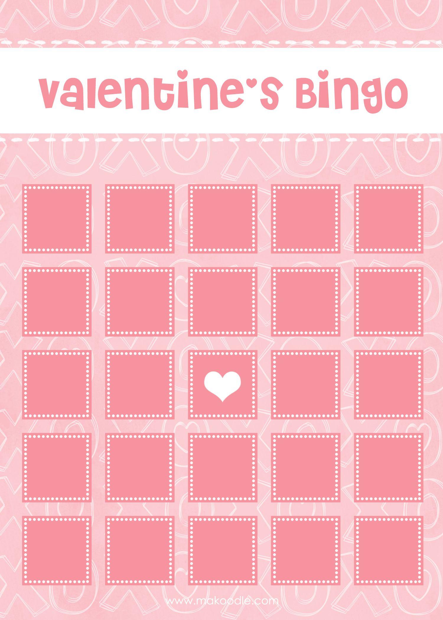 Www.makoodle Wp-Content Uploads 2012 01 Valentines-Bingo