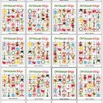 20 Printable Christmas Bingo Cards | Christmas Bingo, Free