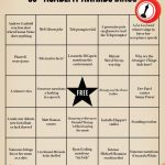 2017 Oscar Bingo: Play Along With Vanity Fair | Vanity Fair