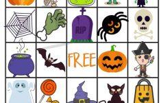 21 Eerily Enjoyable Halloween Bingo Cards | Kittybabylove