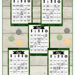 30 Bar Bingo Cards Pub Crawl Bingo Bar Crawl Bingo | Bingo
