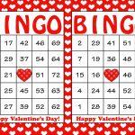 40 [Cdr] Free Printable Bingo Cards 1 75 Pdf Download Zip
