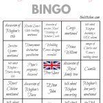 A Royal Wedding Watch Party & Royal Wedding Bingo | Wedding