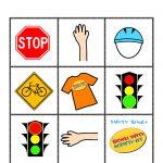 Bike Safety Bingo Card | Bike Safety, Bingo Cards, Activities
