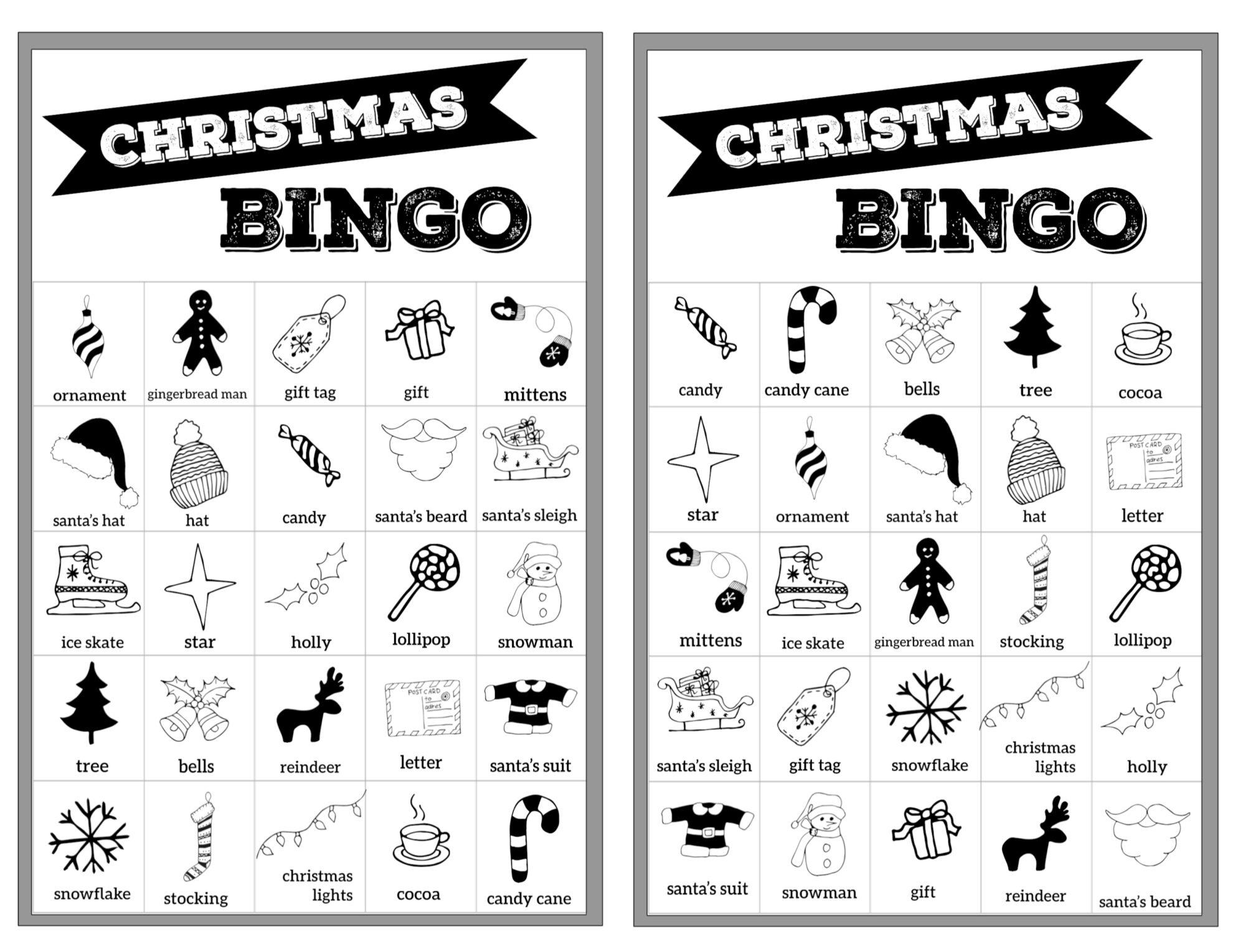 Bingo Board Worksheet | Printable Worksheets And Activities