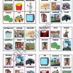 Bingo (British English Vs American English)   24 Different
